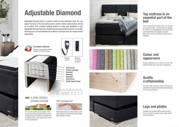 Adjustable Diamond