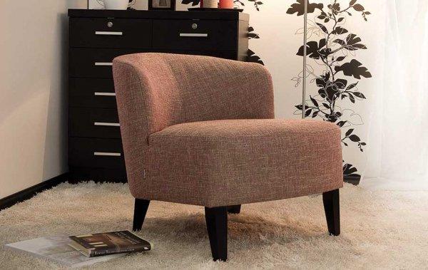 Кресло Aqva бежевого цвета