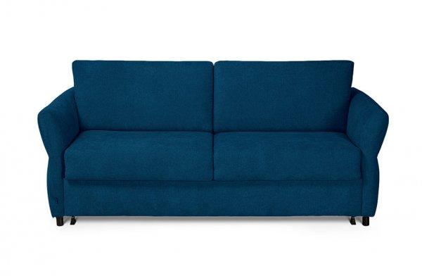 Синяя диван-кровать Agnes