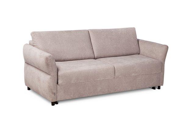 Серая диван-кровать Agnes