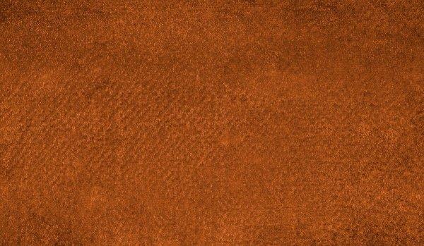 Диван Style оранжево-коричневый угловой правый