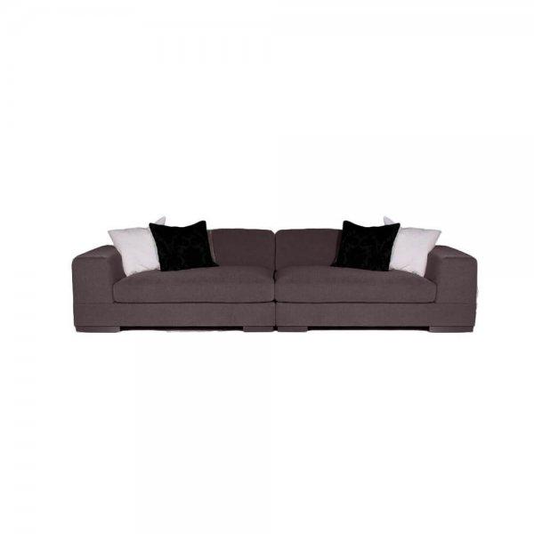 Велюровый диван Lazy