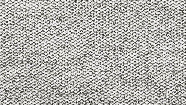 Серый диван Infinity в рогожке