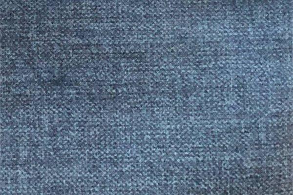 Глубокий диван Discovery прямой синий