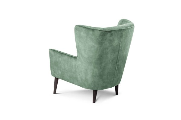 Кресло Siena светло-зеленое